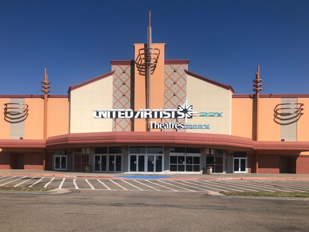 movie theatres amid pandemic suffer
