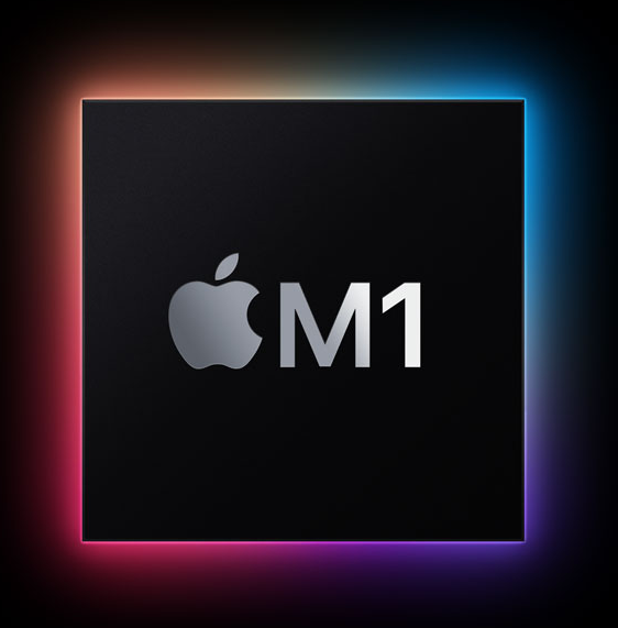 Apple M1 chip, the foundation of mobile computing.