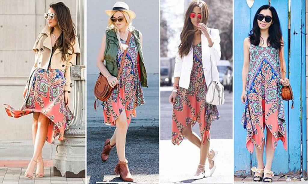 Lord and Taylor paid bloggers to wear the same dress in an example of influencer marketing.