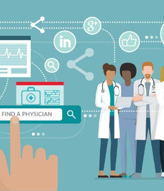 social media-enabled health care.
